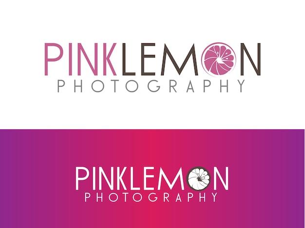 Photography brand logo design