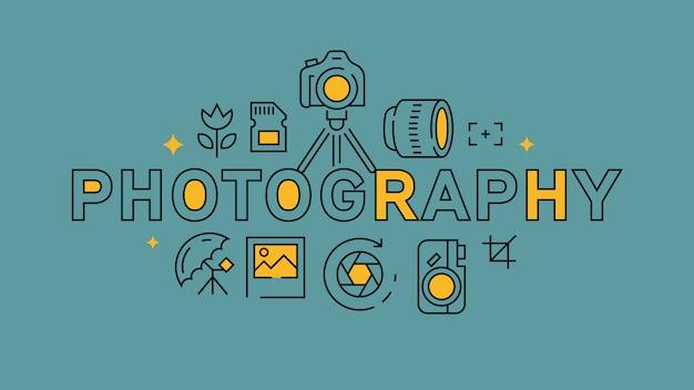 Фотография инфографики