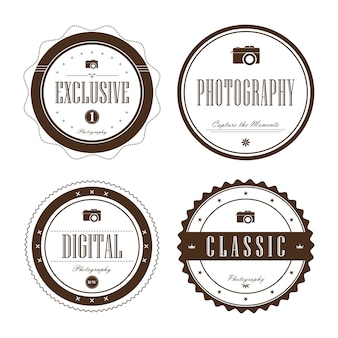 Photography label
