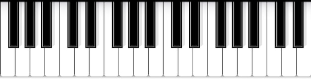 photo about Printable Piano Keyboard Template named Piano Vectors, Images and PSD documents Absolutely free Down load