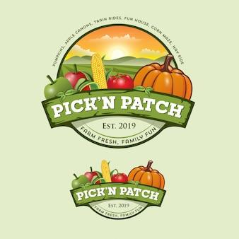 Семейная ферма pick'n patch