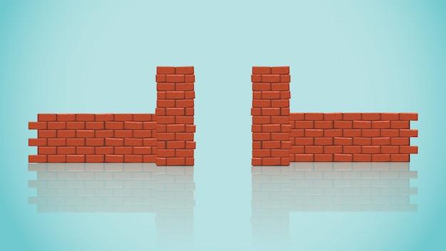 Изображение кирпичной стены