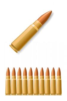 弾丸の写真