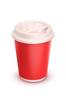 커피 컵 사진