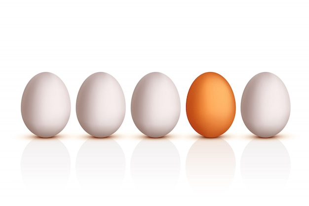 Картина набор яиц