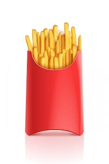 Изображение картошки фри