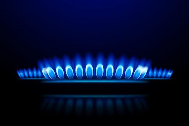Изображение газа