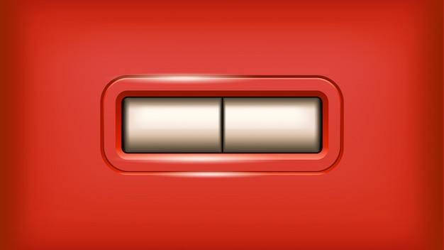 赤いものの写真