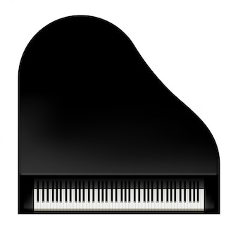Picture of piano