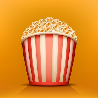 Picture of popcorn