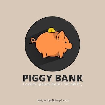 Шаблон piggybank
