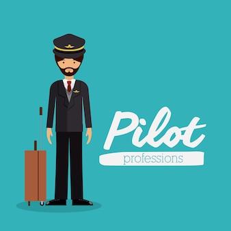 パイロット隔離設計