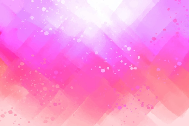 Pink abstract hand painted background