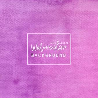 Розовый и фиолетовый фон акварельного градиента