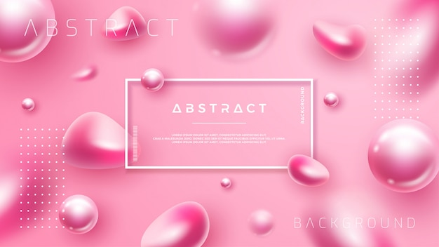 Pink background for cosmetic posters or others.
