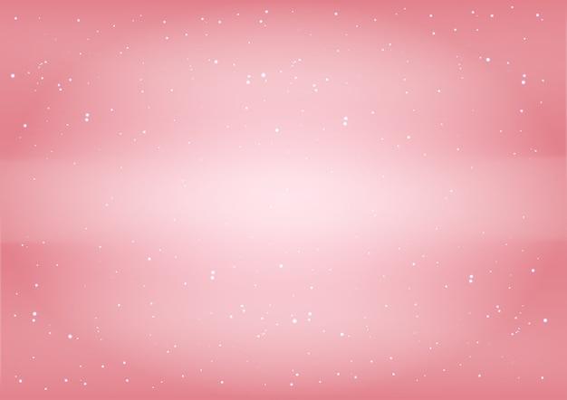 キラキラとピンクの背景