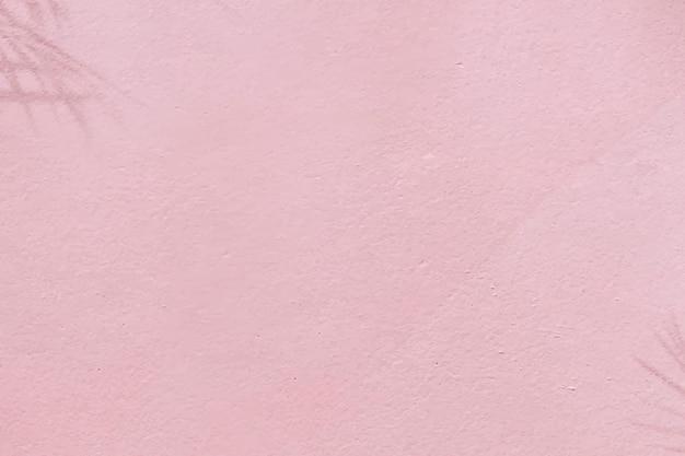Розовый цементной стены текстуры фона