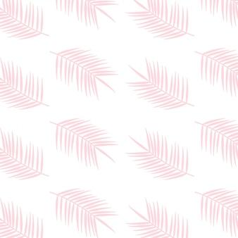 Pink cute summer pattern