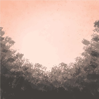 Pink and gray painted grunge background