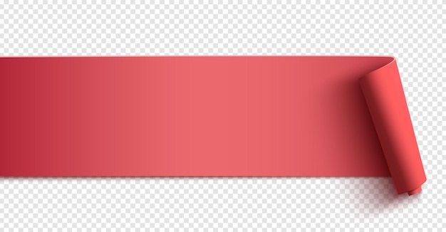 Pink horizontal banner. poster, background or brochure template.