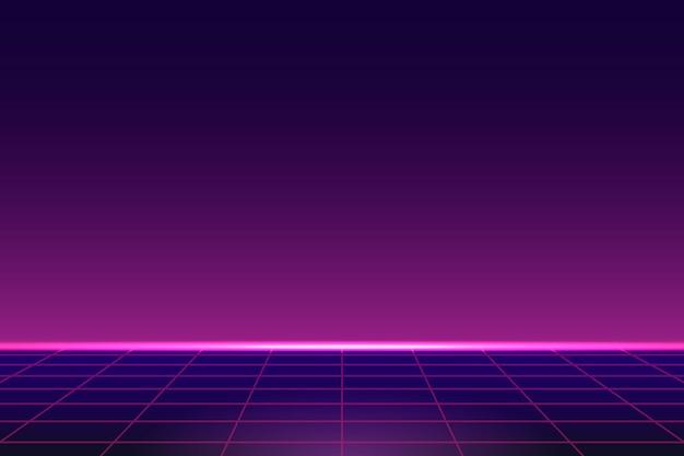 Розовый неоновый фон