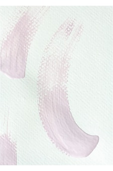 Pink paint brush strokes