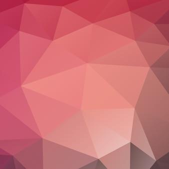 Vector sfondo triangolo mosaico