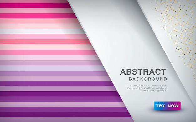 Pink and purple background with overlap layer