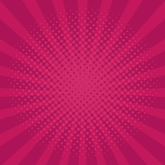 Pink retro style background