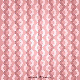 Pink retro waves background