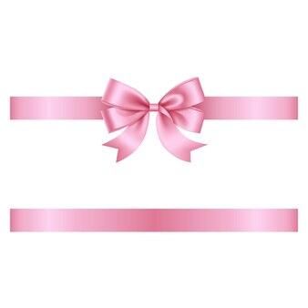 활과 핑크 리본