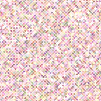 Pink seamless diagonal square pattern background design