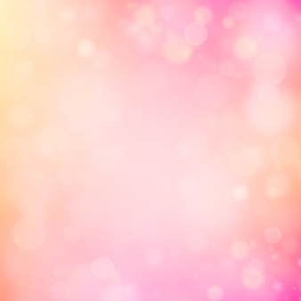 Pink shiny background