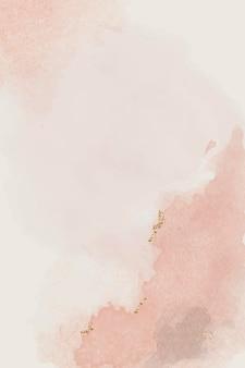 Pink smudge background design