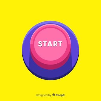 분홍색 시작 버튼