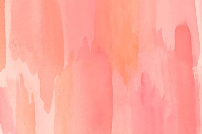 背景を描いたピンクの色調