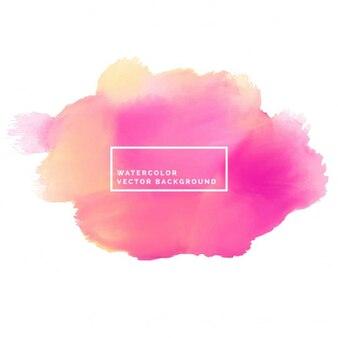 Pink watercolor, texture