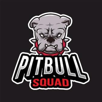 Pitbull esport logo