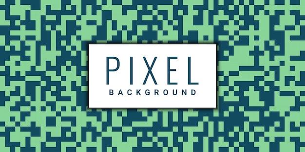 Пиксельный абстрактный фон