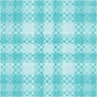 Pixel background  design. modern seamless pattern plaid. square texture fabric.