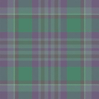 픽셀 배경. 현대 원활한 패턴 무늬입니다. 정사각형 텍스처 패브릭. 타탄 스코틀랜드 섬유. 뷰티 컬러 마드라스 장식.