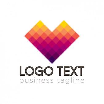 Pixel corporative logo