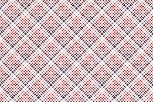 Пиксель текстура ткани проверить клетчатую скатерть бесшовные модели