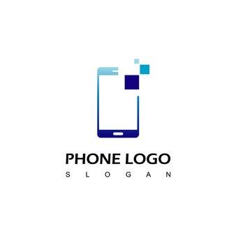 Pixel phone 로고 디자인 영감