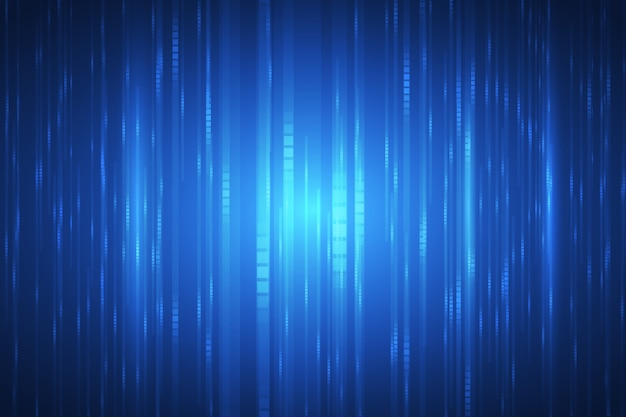 Pixel дождь абстрактный фон