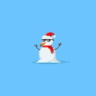 Солнцезащитные очки для снежного человека pixel