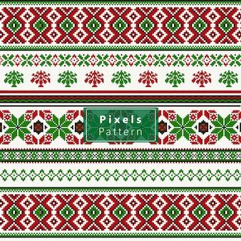 ピクセルパターン