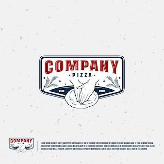 피자 로고