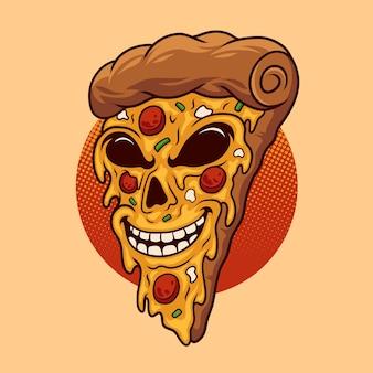 Пицца-монстр