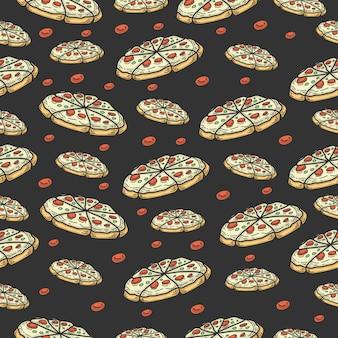 Pizza patern